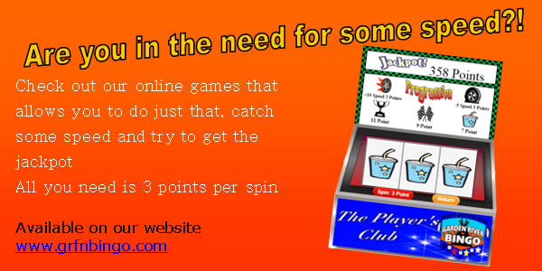 ad of our online game